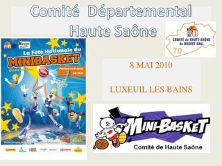 Comité  Départemental   Haute Saône