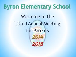 Byron Elementary School