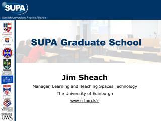 SUPA Graduate School