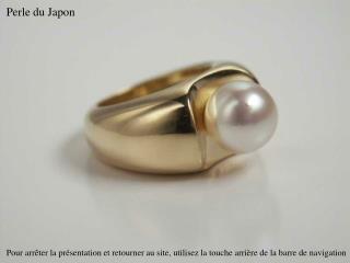 Perle du Japon