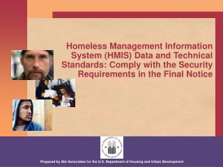 HMIS Data and Technical Standards Training