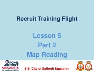 Recruit Training Flight