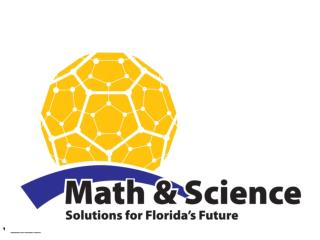 Why do Florida s K-12 students need new Science Standards