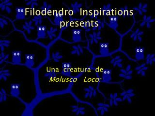 Filodendro Inspirations presents