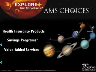 Health Insurance Products