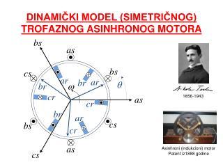 DINAMIČKI MODEL (SIMETRIČNOG) TROFAZNOG ASINHRONOG MOTORA