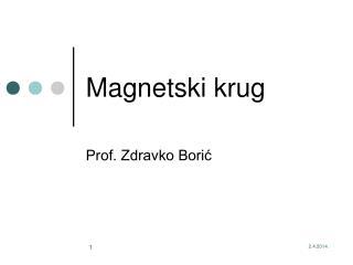 Magnetski krug