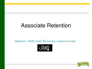 Associate Retention
