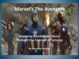 Marvel�s The Avengers