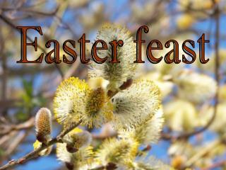 Easter feast
