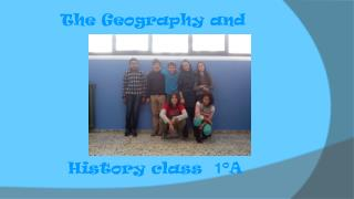 The Geography  and