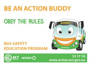 ACTION Bus Safety Program Presentation