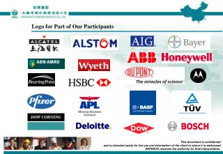 Logo for Part of Our Participants