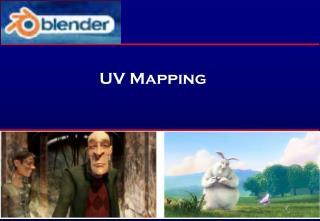 UV Mapping