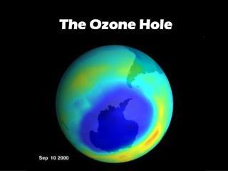 The Ozone Hole