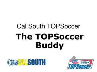 Cal South TOPSoccer