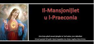 Il-Mansjonijiet  u l-Praeconia