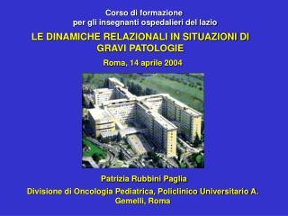 Patrizia Rubbini Paglia