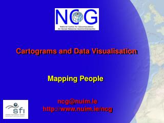 Cartograms and Data Visualisation