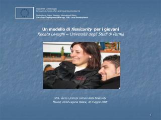 Isfol,  Verso i principi comuni della flexicurity Mestre, Hotel Laguna Palace, 30 maggio 2008