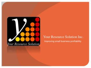 Your Resource Solution Inc.