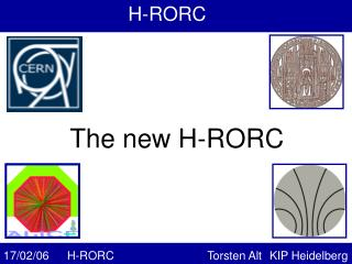 The new H-RORC