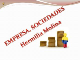 EMPRESA, SOCIEDADES
