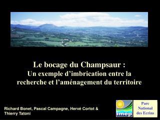Le bocage du Champsaur :