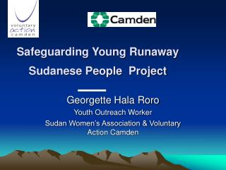 Safeguarding Young Runaway Sudanese People  Project