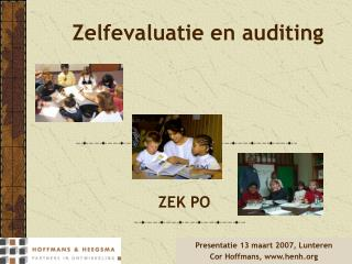 Zelfevaluatie en auditing