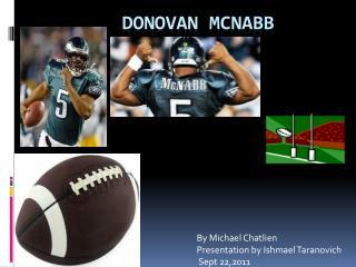 Donovan  M cnabb