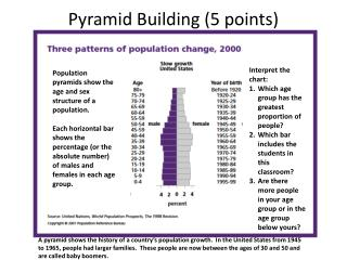 Pyramid  Building (5 points)