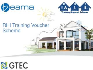 RHI Training Voucher  Scheme