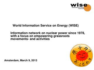 World Information Service on Energy (WISE)