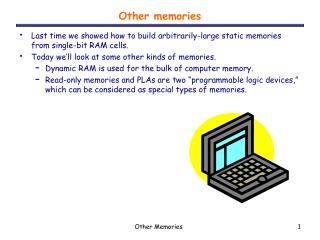 Other memories