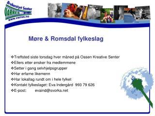 Møre & Romsdal fylkeslag