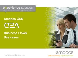 Business Flows Use cases