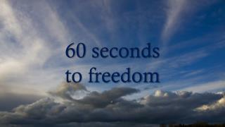60 seconds to freedom