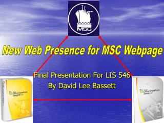 Final Presentation For LIS 546 By David Lee Bassett
