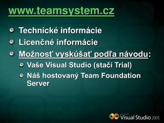 teamsystem.cz