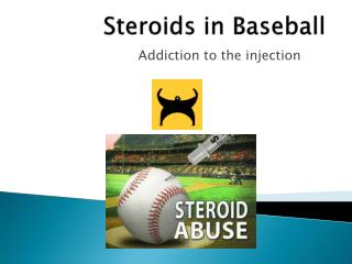 Steroids in Baseball