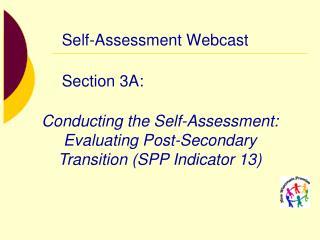 Self-Assessment Webcast