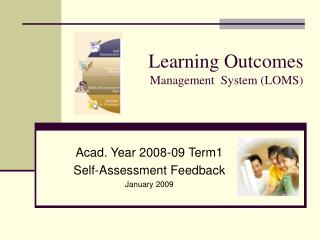 Learning Outcomes  Management  System LOMS