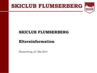 SKICLUB FLUMSERBERG