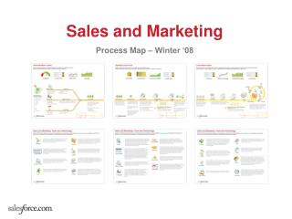 Sales and MarketingProcess Map