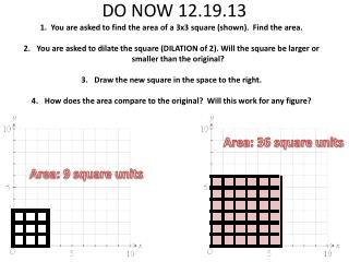 DO NOW 12.19.13