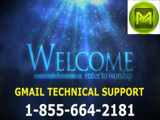 1-855-664-2181 Gmail Contact Number Password Recovery