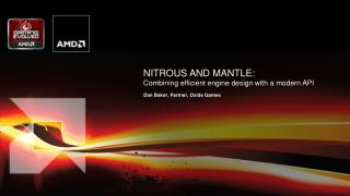 Nitrous and Mantle :