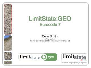 LimitState:GEO Eurocode 7
