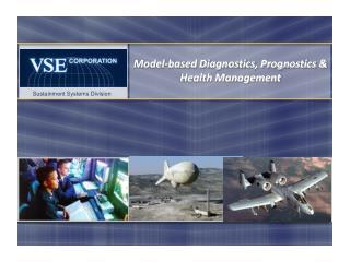 Model-based Diagnostics, Prognostics & Health Management